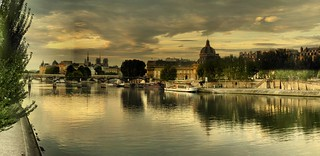 Paris - Quai de Seine - 08-07-2007 - 6h29 | by Panoramas