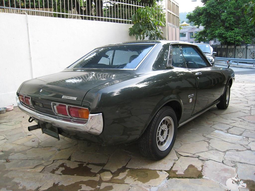 1975 Toyota Celica TA22 GT 1600   1975 Toyota Celica TA22 ...