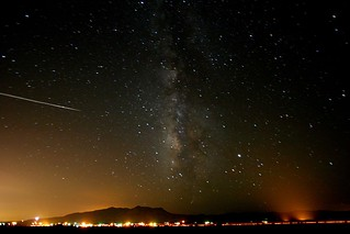 Perseids Meteor Shower | by The Korky
