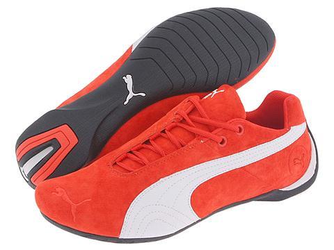 Tennis tenis PUMA future cat low P rojos red | pepequiven | Flickr