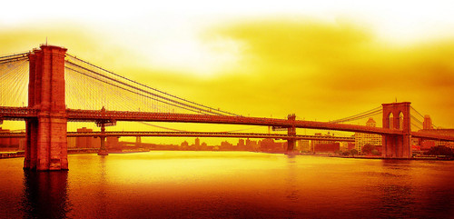 Brooklyn Bridge | by orgutcayli