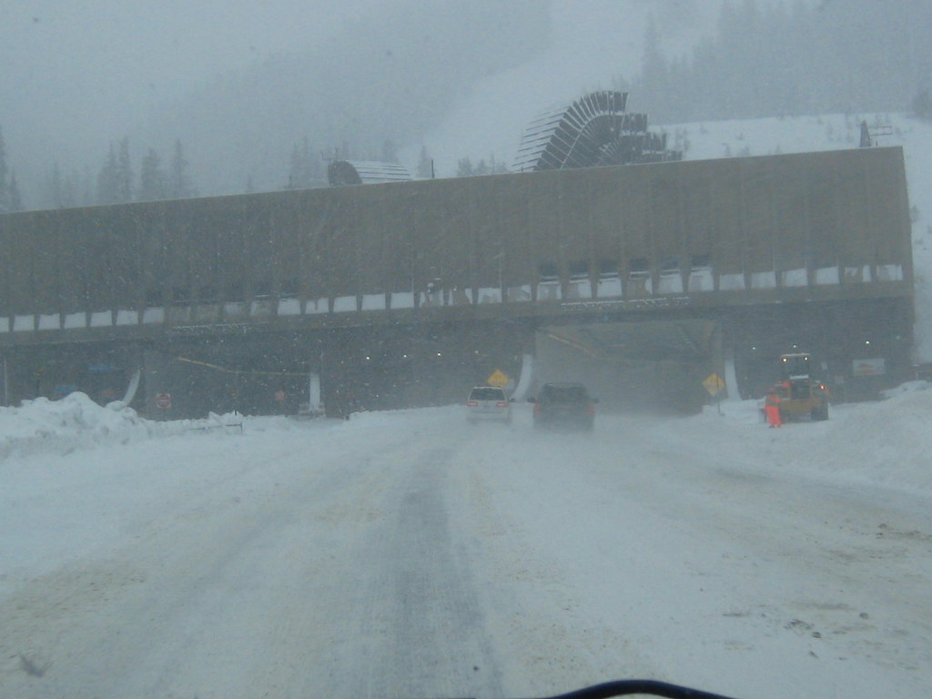 Webcam eisenhower tunnel
