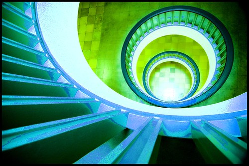 circles (blue-green dream) | by POSITiv