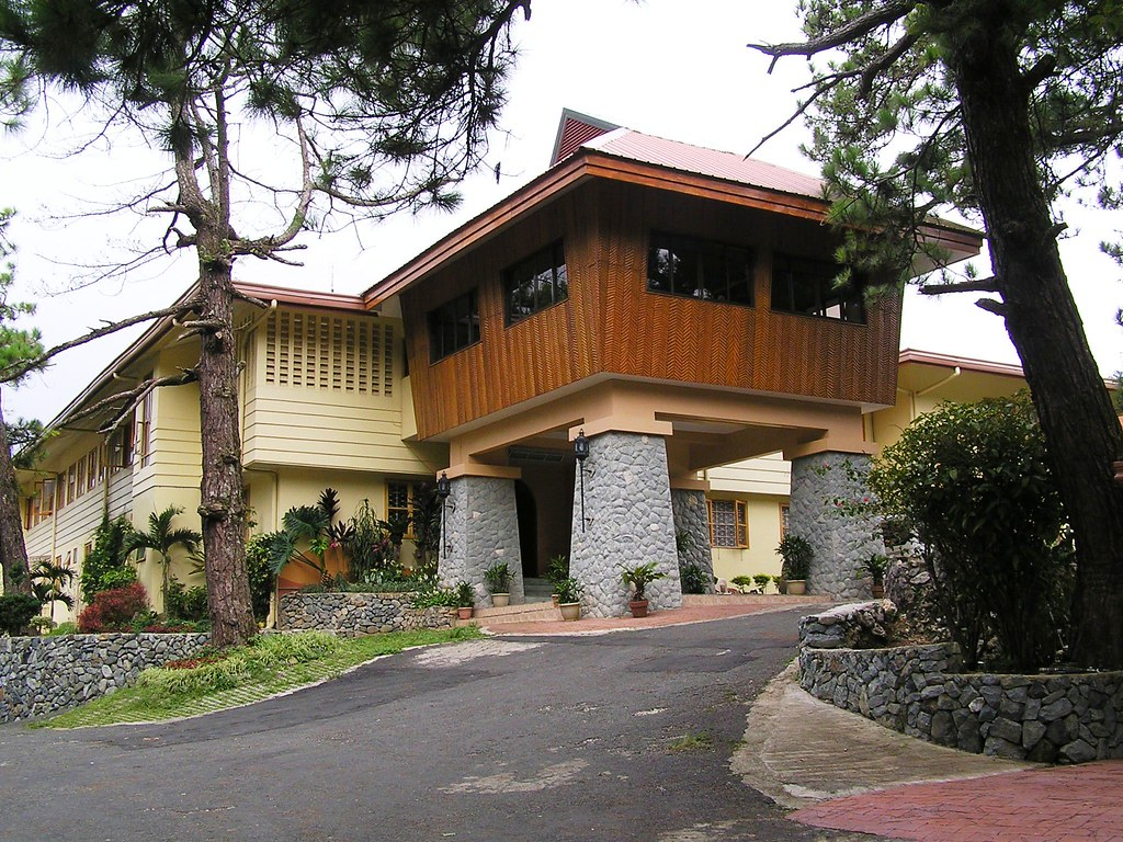 Assumption Retreat House Baguio Philippines Jardek