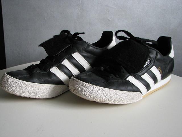 Adidas Black Samba Shoes Women