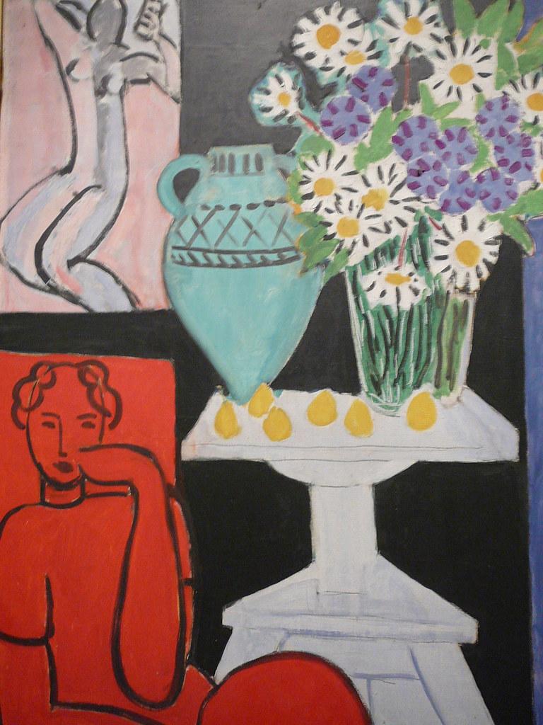 Daisies Matisse Henri Matisse French 1869 1954 Daisies