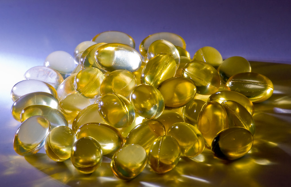 research papers on fish oil and arthritis