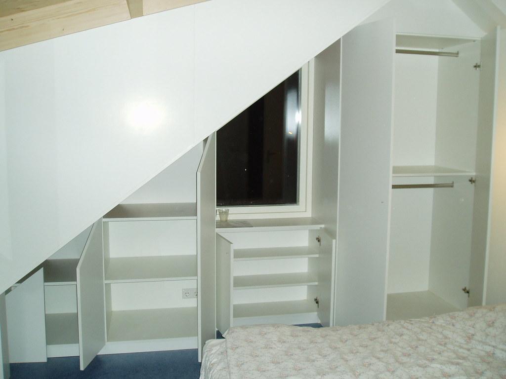 inbouwkasten gerealiseerd op slaapkamer met moeilijke hoek u2026   Flickr
