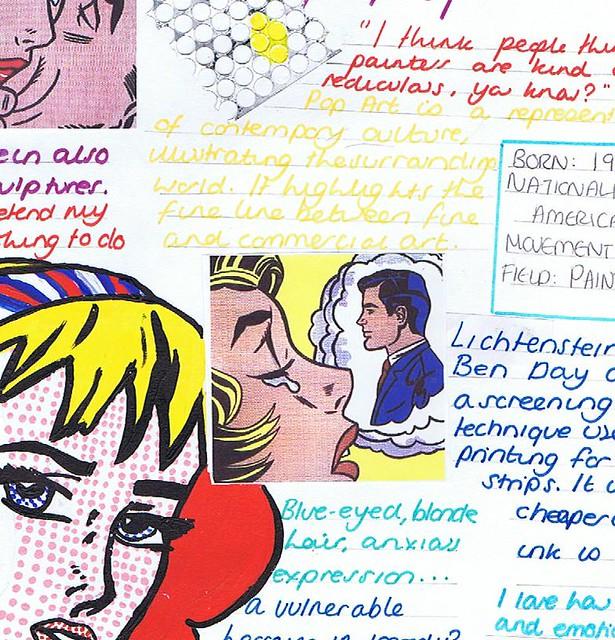 Pop art research