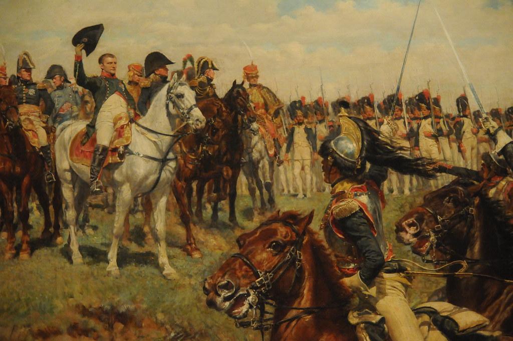 1807  friedland - ernest meissonier