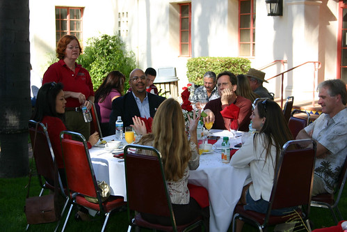 Breakfast with the President | by California State University Channel Islands
