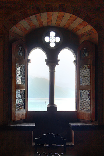 White window curtains - Lake Geneva From The Castle Window View Larg Eric Hill Flickr