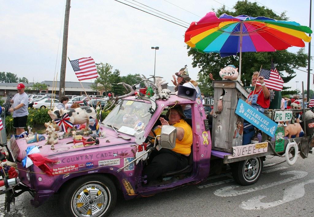Hillbilly  Car Show