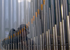 Self Portrait with Organ Pipes | by tengtan (catching up)