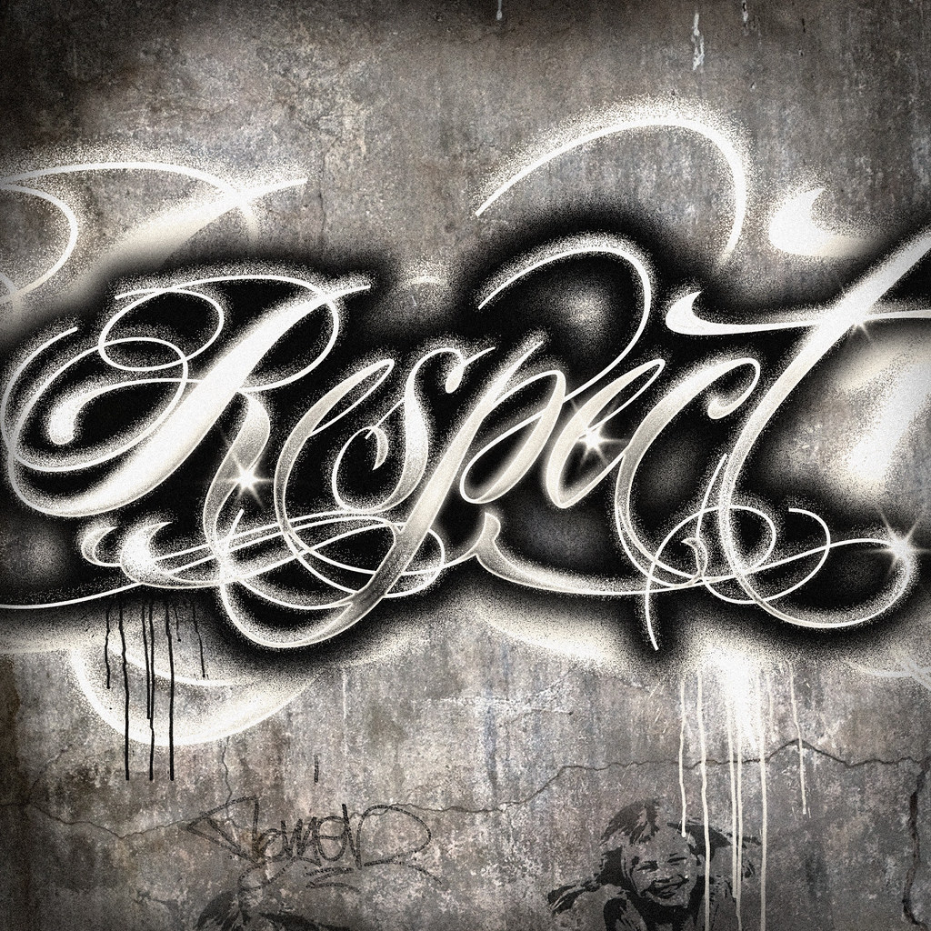 Respect Tattoos: After Several Years Of Receiving