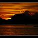Sunset @ Sarawak River