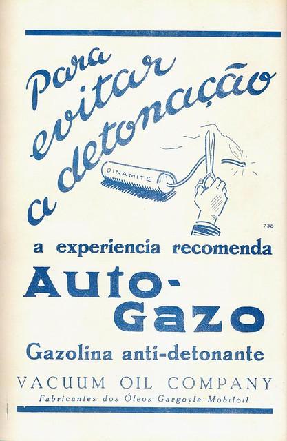 Ilustração, No. 109, July 1 1930 - back cover