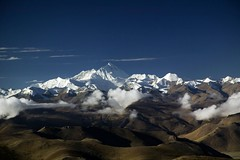 Mount Everest over the Hills | by Not so fast