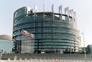 European Parliament | by qousqous