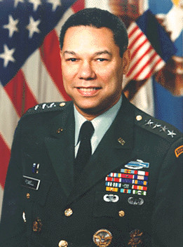 General Colin Luther Powell, US ARMY | Colin Powell 65th