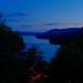 Sacandaga Lake At Dusk
