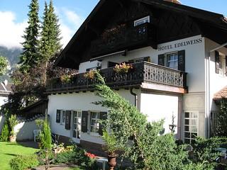 Hotel Edelweiss Garmisch Booking