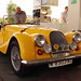 A yellow Morgan