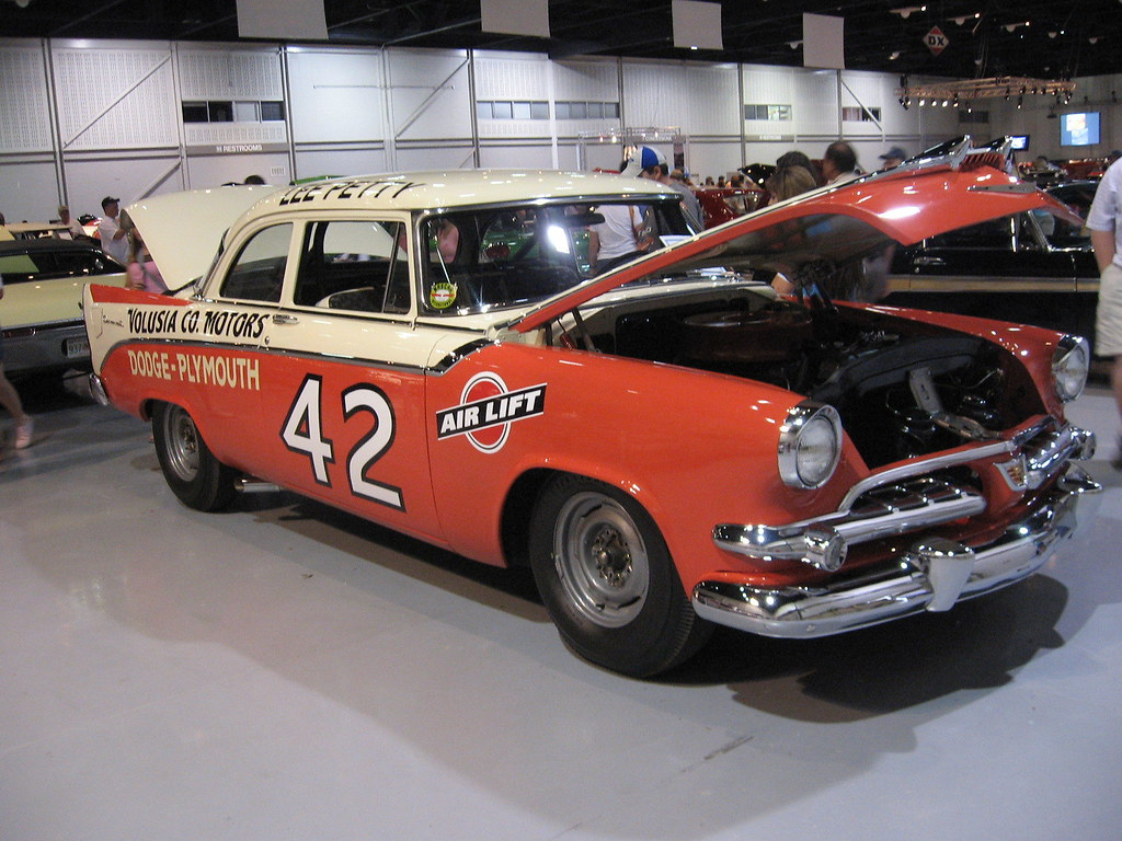 Lee Petty's 1956 Dodge Coronet | Marc Carlson | Flickr
