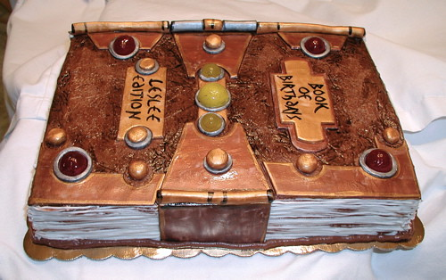Dungeons And Dragons Birthday Cake Ideas