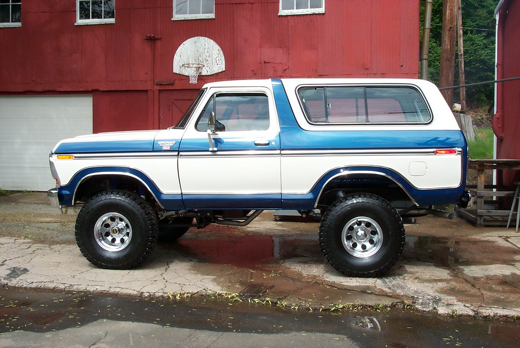 1978 Ford Bronco 04 Mike Flickr