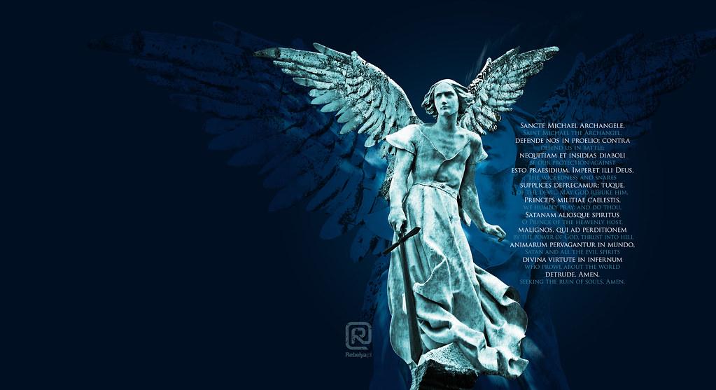 St Michael the Archangel [wallpaper eng]   FotoKatolik ...
