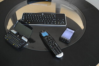 Logitech Revue with Google TV controllers and Harmony remote | by khelvan