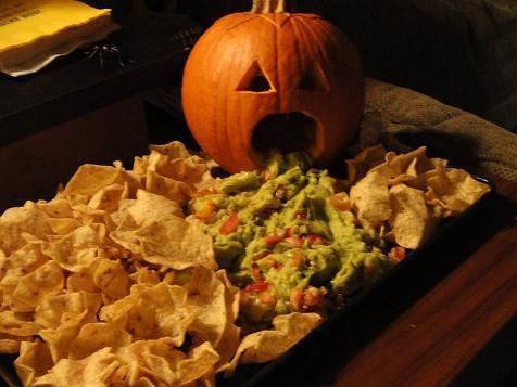 Gallery For Pumpkin Vomit Guacamole