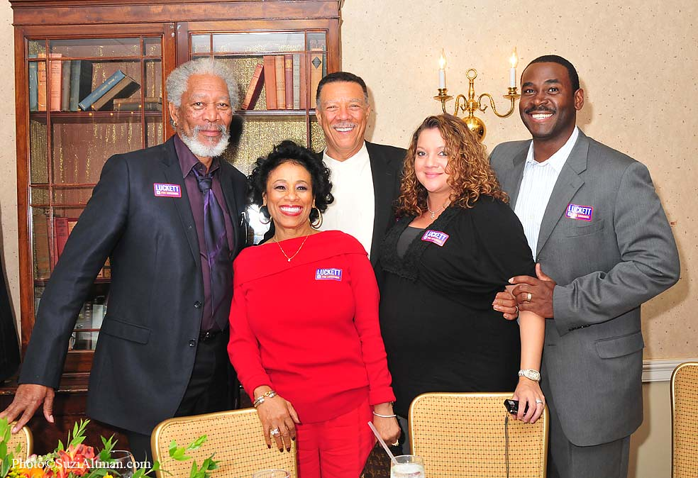 Morgan Freeman And The Reuben Anderson Family Finance