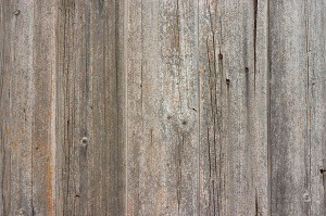 Grey Brown Nailed Slats Wooden Grunge Background Another