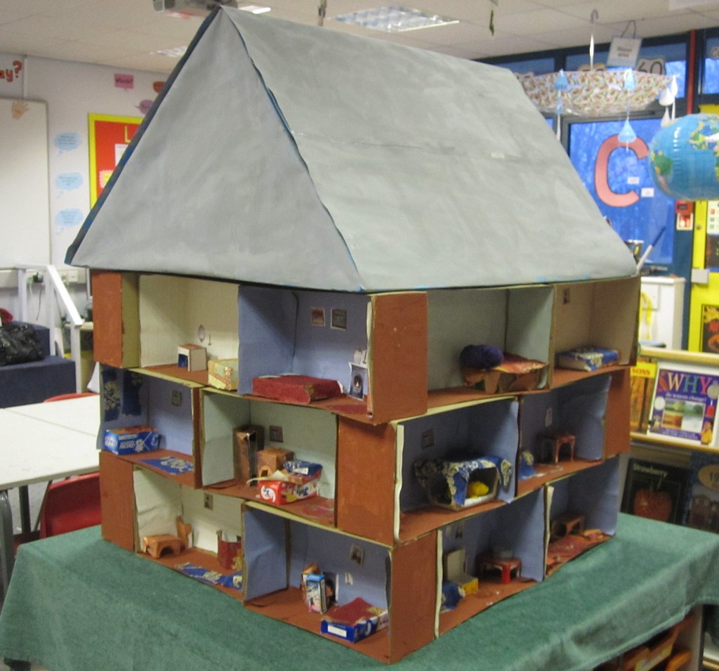 Victorian House This Idea Just Grew From My Teacher