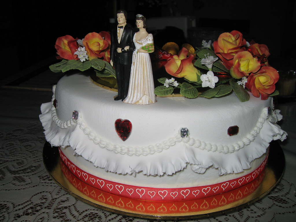 Marriage Anniversary Cake Images Hd
