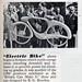 Electric bike 1947