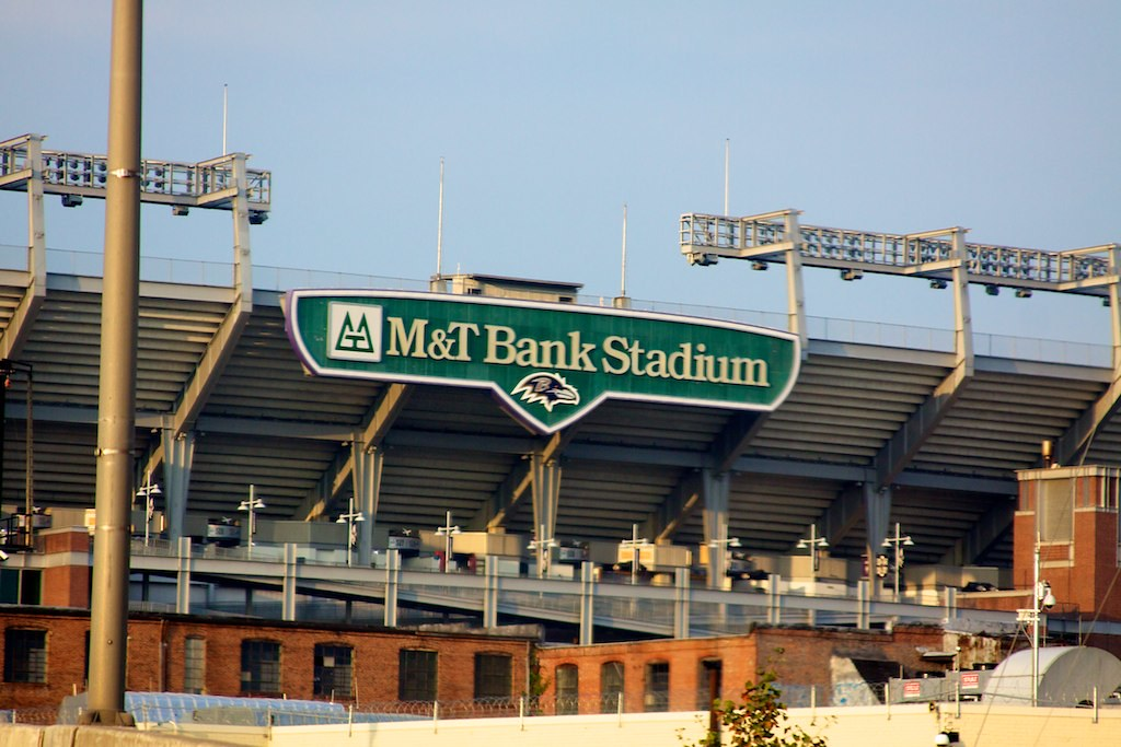 M&T Bank Stadium | Home of the Baltimore Ravens | EL ...