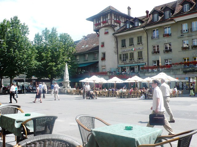 Market Square, Bern
