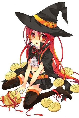 Anime Witch Officialnikkit Flickr