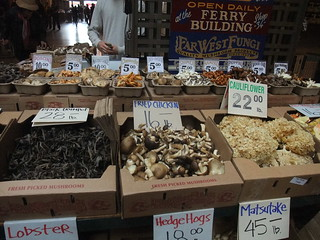 SFO Day 2: Mushrooms from Far West Funghi | by swampkitty