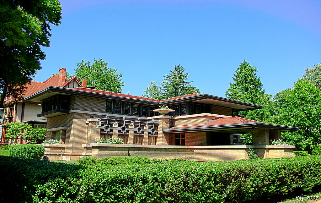 Meyer May House Frank Lloyd Wright This Is A Series