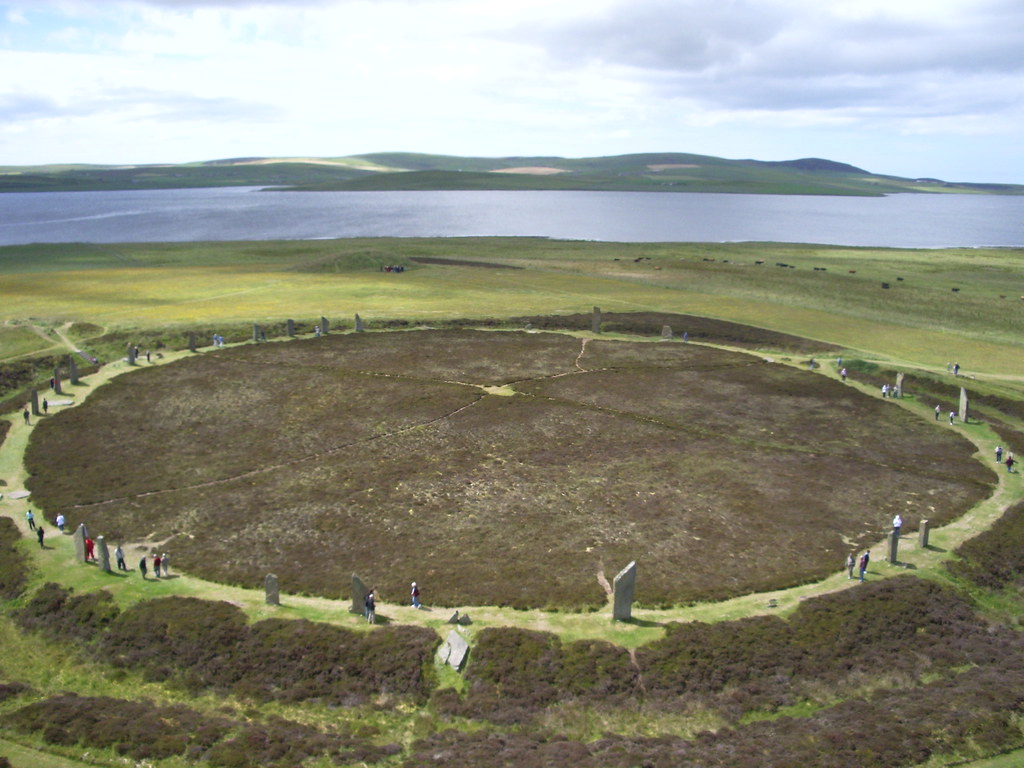 Bus To Ring Of Brodgar