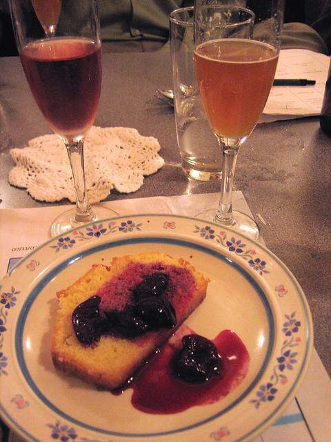 Pound Cake Vs Madeira Cake
