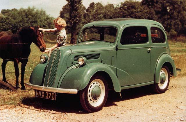 1952 Ford Popular 1952 Ford Popular Insomnia Cured