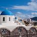 Blue Church Domes