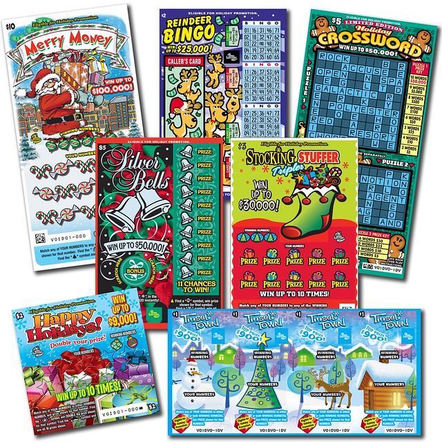 all or nothing lotto ticket scratchers