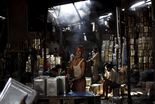 Dharavi - Asia's largest slum | by adrian fisk