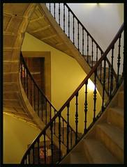 Triple Spiral Staircase by g e c k t r e k